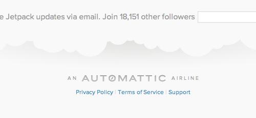 Авиалиния Automattic