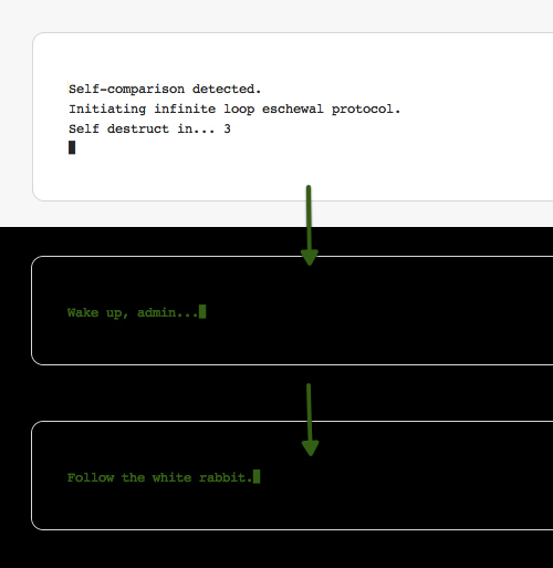 Решение проблемы самосравнения в WordPress.