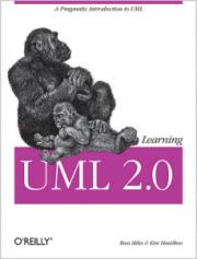 Изображение к Learning UML OReilly