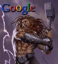 Изображение к Me against Google