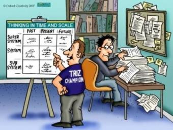 Изображение к Обзор ТРИЗ для системных и бизнес аналитиков. Часть 1.